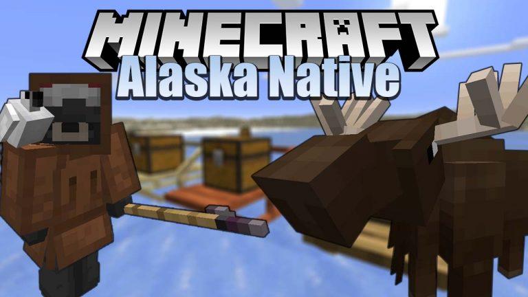 alaska native minecraft mod