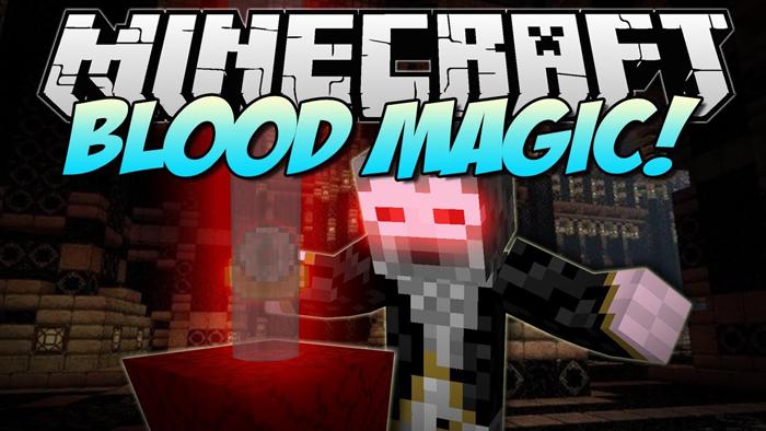 blood magic minecraft mod