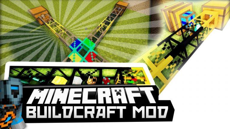 buildcraft minecraft mod