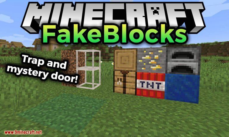 fakeblocks minecraft mod