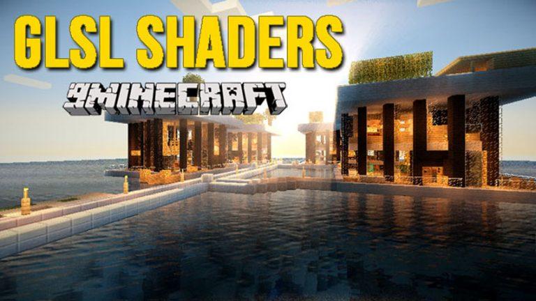 glsl shaders minecraft mod