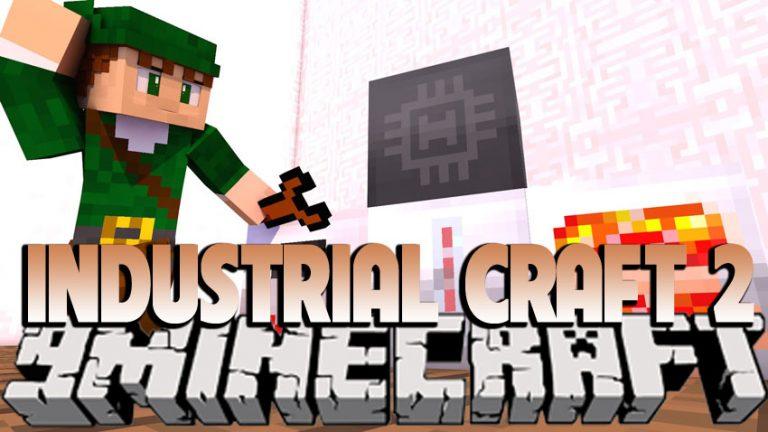 industrial craft 2 minecraft mod