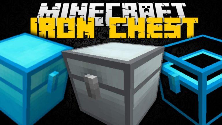 iron chests minecraft mod