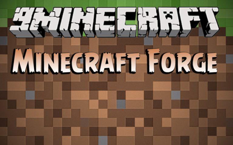 minecraft forge minecraft mod