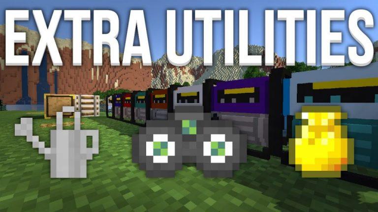 extra utilities minecraft mod