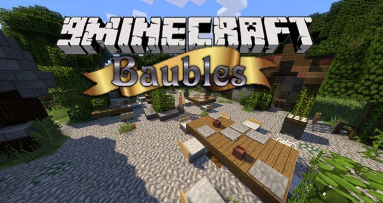 baubles minecraft mod