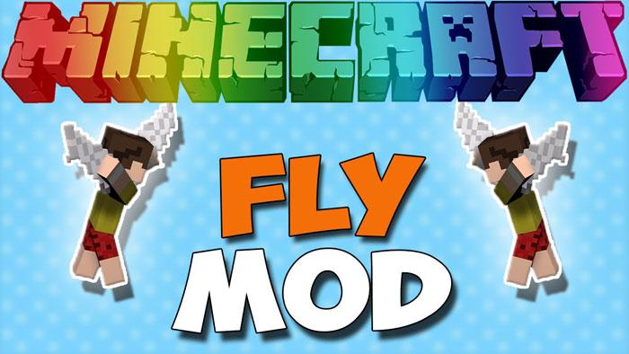 3d fly minecraft mod