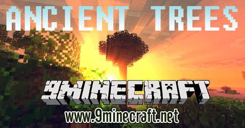 ancient trees minecraft mod