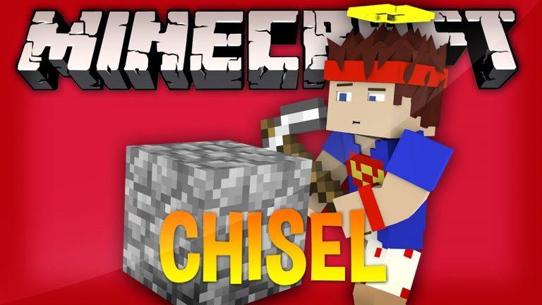 chisel 3 minecraft mod