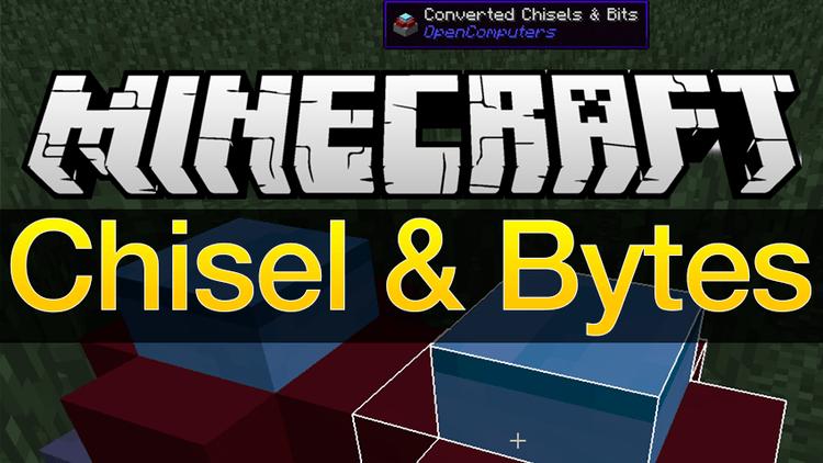 chisels bytes minecraft mod