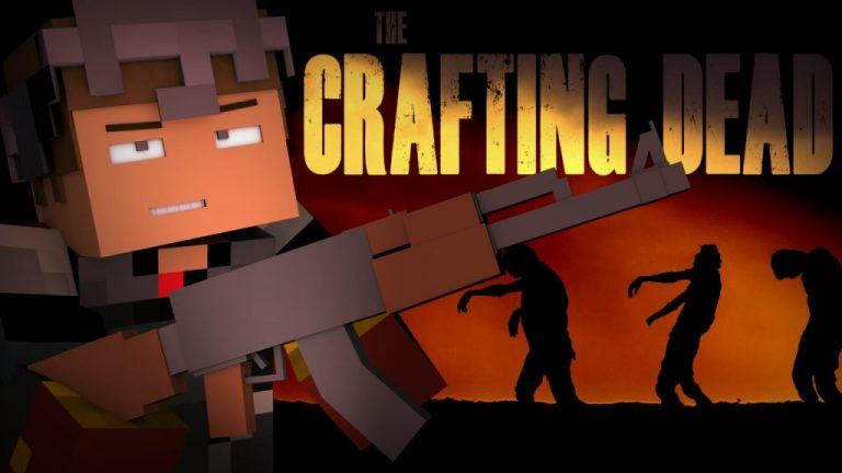 crafting dead minecraft mod