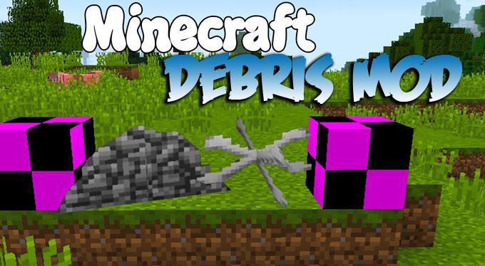 debris minecraft mod
