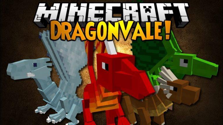 dragonvale minecraft mod