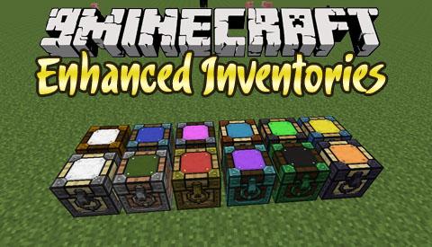 enhanced inventories minecraft mod