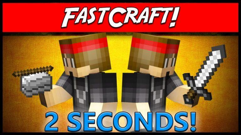 fastcraft minecraft mod