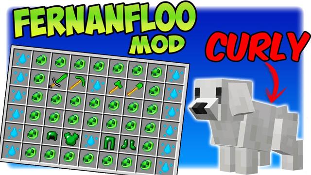 fernanfloo minecraft mod