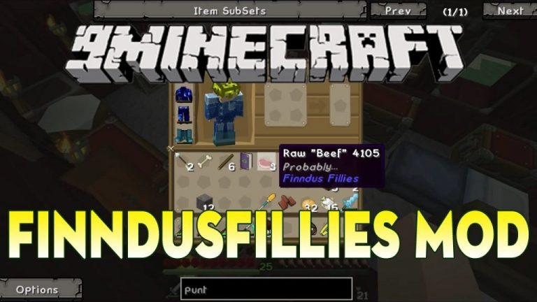 finndusfillies minecraft mod