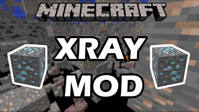 julialys x ray minecraft mod