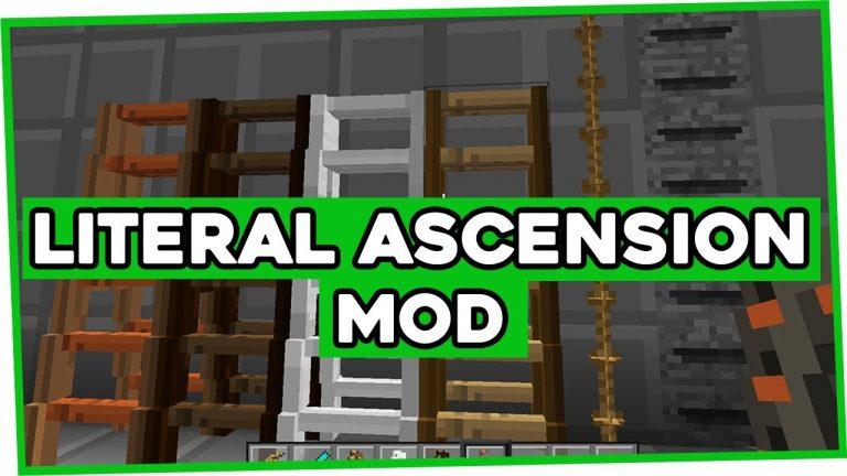literal ascension minecraft mod