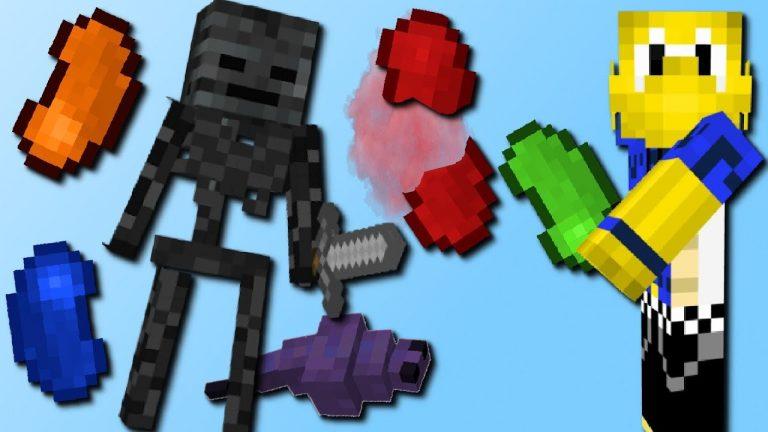 lucky beans minecraft mod