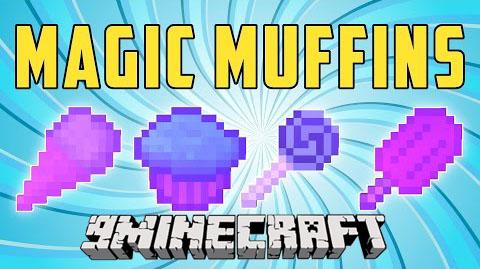 magic muffins minecraft mod