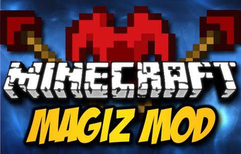 magiz minecraft mod