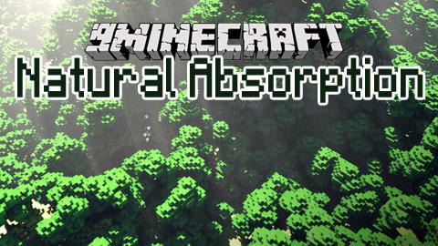 natural absorption minecraft mod