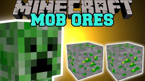 oremobs minecraft mod