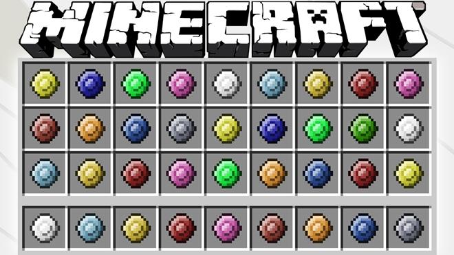 potion gems minecraft mod