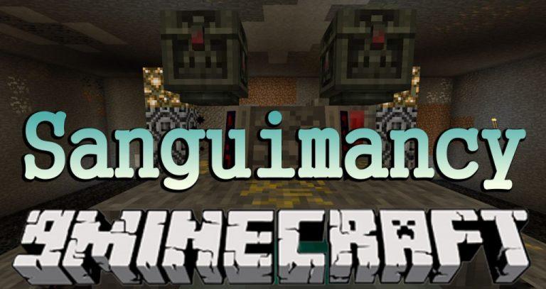 sanguimancy minecraft mod