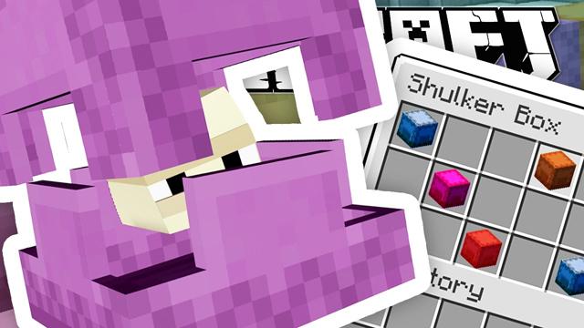 shulker box minecraft mod