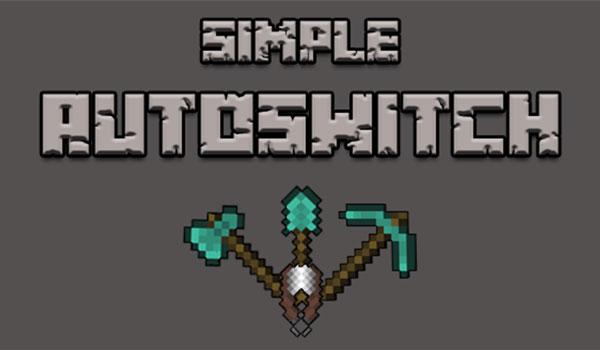 simple autoswitch minecraft mod