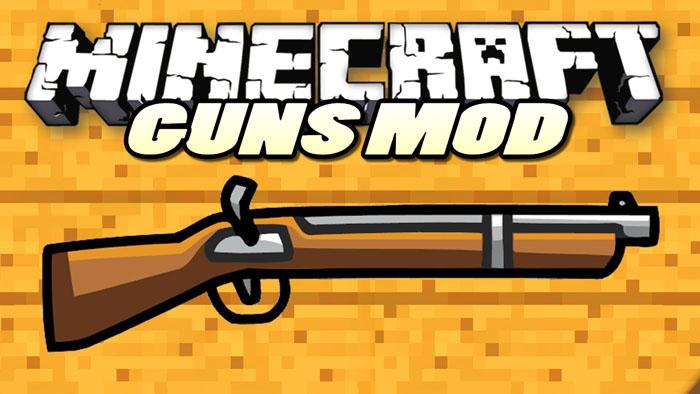 simple shotgun minecraft mod