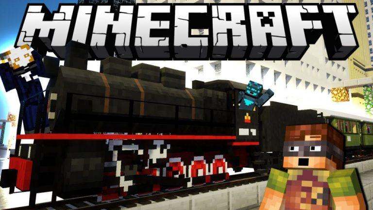 traincraft minecraft mod