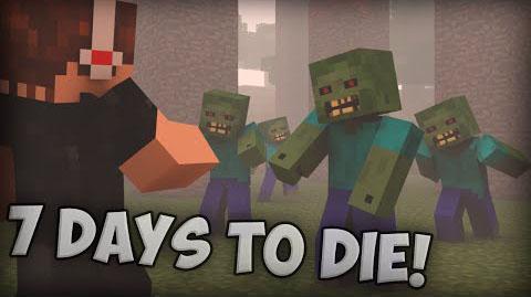 7 days to die minecraft mod
