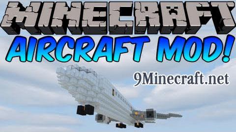 aircraft zeppelin minecraft mod
