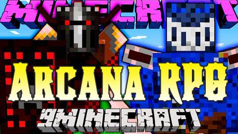 arcana rpg minecraft mod