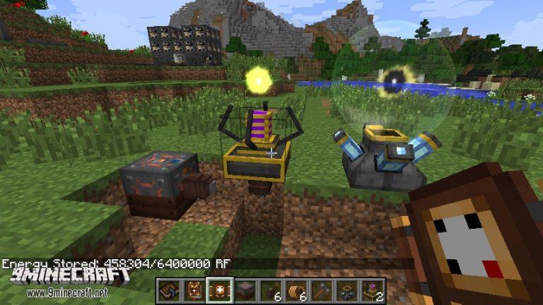 arcane engineering minecraft mod
