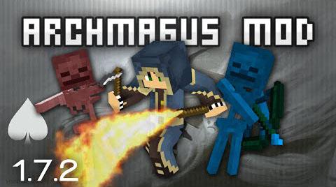 archmagus minecraft mod