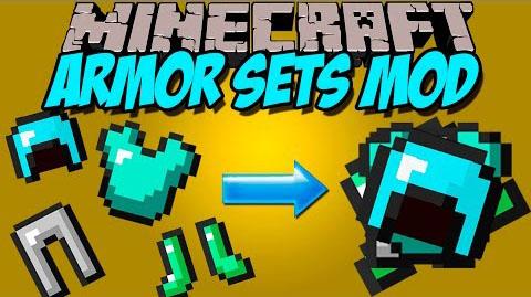 armor sets minecraft mod
