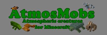 atmosmobs minecraft mod
