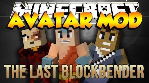 avatar the last blockbender minecraft mod