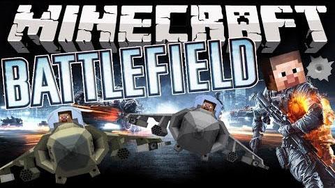 battlefield minecraft mod