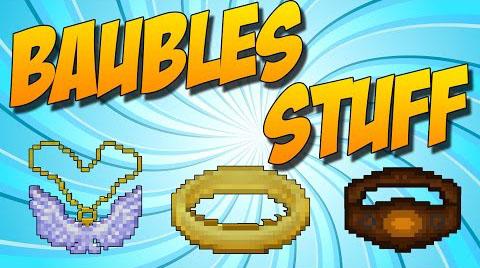 baubles stuff minecraft mod