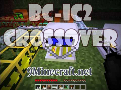 bc ic2 crossover minecraft mod