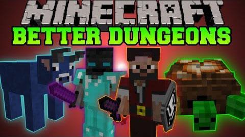 better dungeons minecraft mod