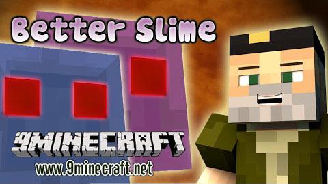 better slime minecraft mod