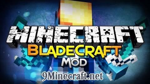 bladecraft minecraft mod