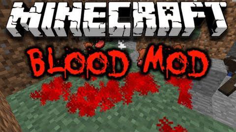 blood minecraft mod