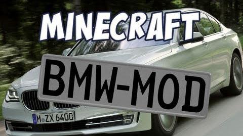 bmw minecraft mod
